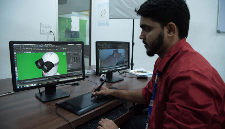 Animation Training Institute in Himayatnagar - Hyderabad