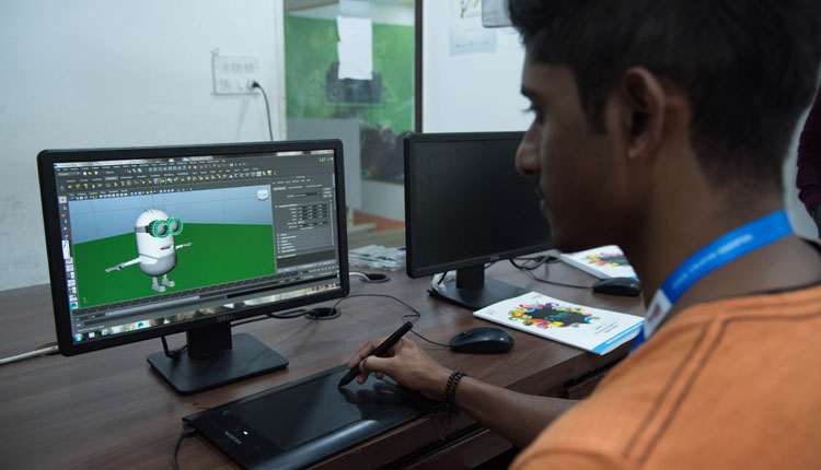 3D Animation & VFX Higher Diploma Course