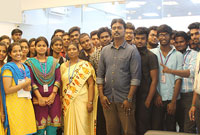 3D, AR & VR Tech Seminar For SRM Valliammal Engg. College